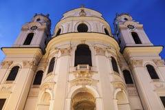 University of Salzburg Church Royalty Free Stock Photos