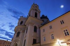 University of Salzburg Church Stock Images