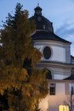 University of Salzburg Church Stock Photography