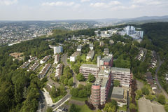 University of Siegen, Germany Stock Image