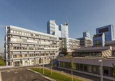 University of Siegen, Germany Stock Photo