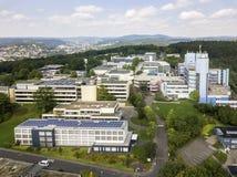 University of Siegen, Germany Stock Photos