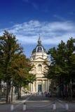 University of Sorbonne Stock Photography