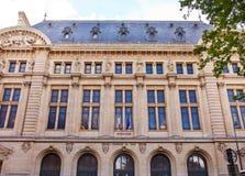 University Sorbonne Royalty Free Stock Images