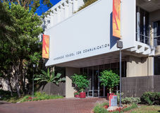 University of Southern California Annenberg School for Communica Stock Images