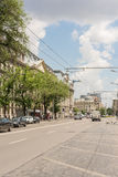 University Square In Bucharest Royalty Free Stock Images