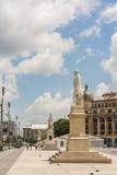 University Square In Bucharest Stock Photos
