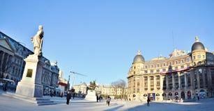 Bucharest - University Square Royalty Free Stock Image