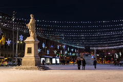 University square Stock Photo