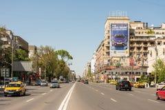 University Square (Piata Universitatii) Stock Photos