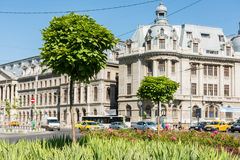 University Square (Piata Universitatii) Royalty Free Stock Photo