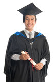 University student graduation Royalty Free Stock Photography