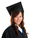 University student. Royalty Free Stock Photography