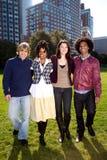 University Students Royalty Free Stock Photography