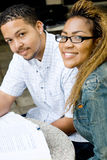 University students Stock Images