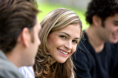University students Royalty Free Stock Images