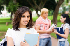 University students Royalty Free Stock Photos