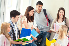 University Students Stock Image