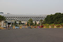 The University Students Sports venues in Shenzhen ,CHINA,ASIA Royalty Free Stock Images