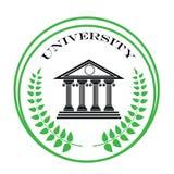 University symbol Stock Image