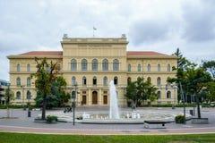 University of Szeged. royalty free stock images