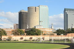 University of Tampa Royalty Free Stock Image