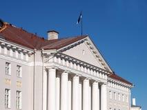University of Tartu Royalty Free Stock Photos