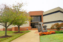 University of Tennessee Health science center Stock Photos