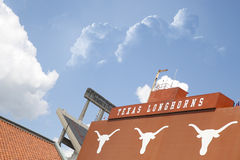 University of Texas at Austin Royalty Free Stock Photography
