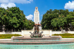 University of Texas Royalty Free Stock Images