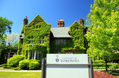 University of Toronto Royalty Free Stock Photo