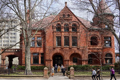 University of Toronto campus Royalty Free Stock Photo