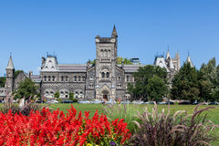 University of Toronto - Front Campus Stock Photography
