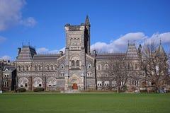 University of Toronto Stock Image