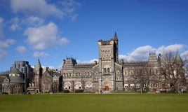 University of Toronto Royalty Free Stock Photography