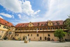 University of Tubingen, Baden-Wurttemberg, Germany Royalty Free Stock Photography
