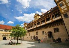 University of Tubingen, Baden-Wurttemberg, Germany Stock Images