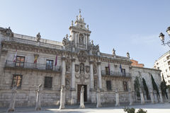 University of Valladolid Royalty Free Stock Photography