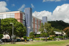 University of Viçosa, Brazil. Brazilian universities are growing fast owing to the economic development of the country Royalty Free Stock Photo