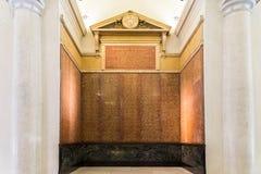 The University of Vienna (Universitat Wien) royalty free stock photography