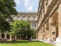 The University of Vienna (Universitat Wien) Royalty Free Stock Photos