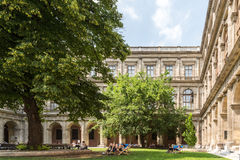 The University of Vienna (Universitat Wien) Stock Image
