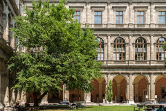 The University of Vienna (Universitat Wien) Royalty Free Stock Photo