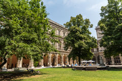 The University of Vienna (Universitat Wien) Royalty Free Stock Images