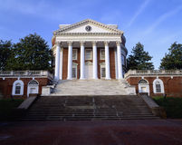 University of Virginia. In  Charlottesville, Virginia Royalty Free Stock Photo