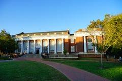 University of Virginia. Campus building in Charlottesville, VA, USA royalty free stock photo