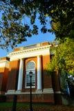 University of Virginia. Campus building in Charlottesville, VA, USA royalty free stock photos