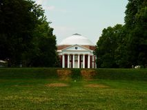 University of Virginia stock image