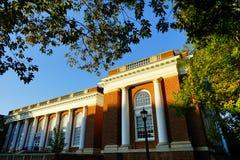 University of Virginia. Campus building in Charlottesville, VA, USA royalty free stock photography