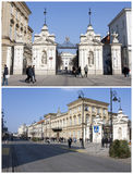 University of Warsaw Stock Photos